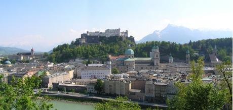 Salzburg - Historical City - Altstadt
